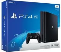 Sony PlayStation 4 Pro 1 Tb Black