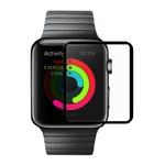 Защитное 3D стекло для Apple Watch Series 3 42mm HOCO 0,1mm