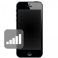 Замена модема (если телефон не ловит сеть) на iPhone 4/4S