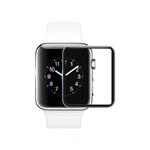 Защитное 3D стекло для Apple Watch Series 3 38mm HOCO 0,1mm