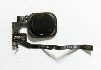 Кнопка Home iPhone 5S оригинал, черная