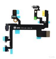 Шлейф кнопки включения iPhone 5S, оригинал