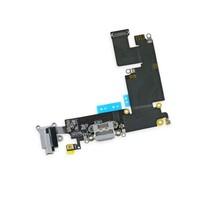 Шлейф системного разъема iPhone 6 Plus, чёрный