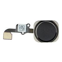 Кнопка Home iPhone 6 оригинал, черная