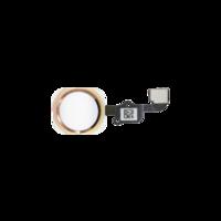 Кнопка Home iPhone 6S оригинал, розовая