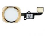 Кнопка Home iPhone 6 оригинал, золотая