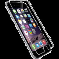 Установка защитного стекла на телефон