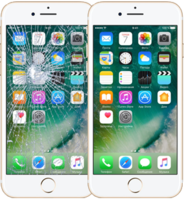 Замена дисплея (модуля) на iPhone 7