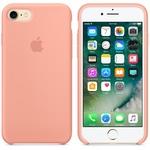 Чехол Silicon case iPhone 7/iPhone 8, розовый фламинго