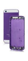 Корпус iPhone 5 Фиолетовый/Белый