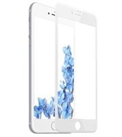 Модульное 3D стекло iPhone 8 на весь экран, белое