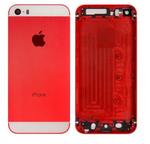 Корпус iPhone 5S Красный/Белый