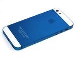 Корпус iPhone 5 Голубой