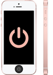 Замена кнопки питания на iPhone SE