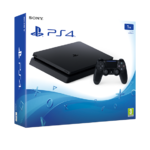 Sony PlayStation 4 Slim Black 1ТБ