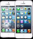Замена дисплея (модуля) на iPhone 5 копия