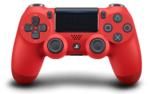 Геймпад для Sony PlayStation 4 Dualshock PS4 V2 Красный