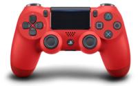 Геймпад для Sony PlayStation 4 Dualshock PS4 V2 Красный