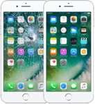 Замена дисплея (модуля) на iPhone 7 Plus, копия