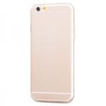 Силиконовый чехол iPhone 6/6S, прозрачный