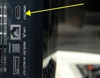 Замена разъёма HDMI