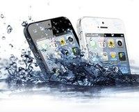 Очистка аппарата после попадания воды на iPhone 4/4S
