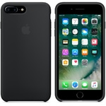 Чехол Silicon case iPhone 7 Plus/iPhone 8 Plus, черный