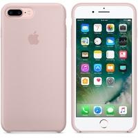 Чехол Silicon case iPhone 7 Plus/iPhone 8 Plus, розовый