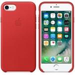 Чехол Silicon case iPhone 7/iPhone 8, красный