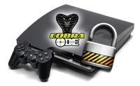 Установка Cobra Ode PS3 Slim