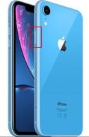 Замена кнопки включения на iPhone Xr