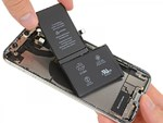 Замена аккумулятора на iPhone X