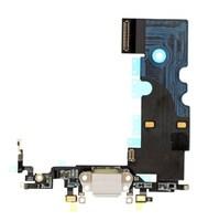 Шлейф системного разъема iPhone 8, белый