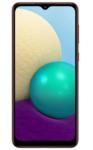 Samsung Galaxy A02 2/32GB, красный