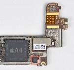 Замена аудикодека на iPhone 4/4S
