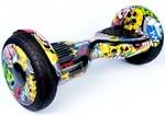 Гироскутер Smart Balance Wheel 10,5 Желтый Граффити