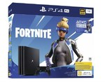 Sony PlayStation 4 Pro 1 Tb Black+ Fortnite (CUH-7208B)
