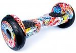 Гироскутер Smart Balance Wheel 10,5 Оранжевый Граффити