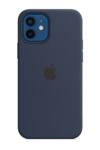 Чехол Silicon case iPhone 12 mini, темный ультрамарин