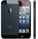 Чистка сетки разговорного динамика iPhone 5