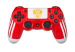 """Геймпад для Sony PlayStation 4 Dualshock PS4 V2 """"Сборная России"""""""