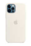 Чехол Silicon case iPhone 12/12 Pro, белый