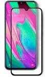 Защитное противоударное стекло 3D для Samsung A40
