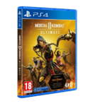 PS4 игра WB Mortal Kombat 11: Ultimate