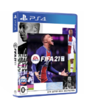 PS4 игра EA FIFA 21