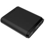 Внешний аккумулятор XO PB73, 10000mAh, черный