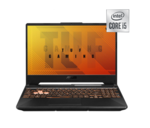 Ноутбук игровой ASUS TUF Gaming F15 FX506LI-HN062T, черный