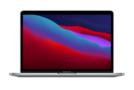 "Apple MacBook Pro 13"" (M1, 2020) 256 ГБ SSD, Touch Bar, «серый космос» (MYD82RU/A)"
