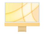 """Apple iMac 24"""" Retina 4,5K, (M1 8C CPU, 8C GPU), 8 ГБ, 256 ГБ SSD, жёлтый (Z12S)"""
