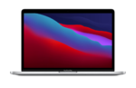 "Apple MacBook Pro 13"" (M1, 2020) 256 ГБ SSD, Touch Bar, «серебристый» (MYDA2RU/A)"